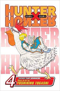 Hunter x Hunter, Vol. 4