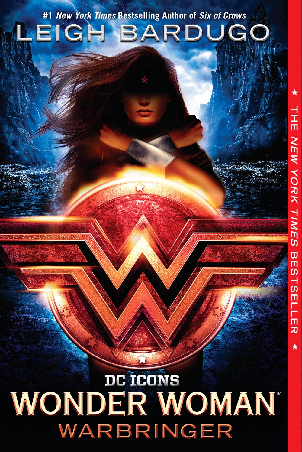 WONDER WOMAN: WARBRINGER (PB)