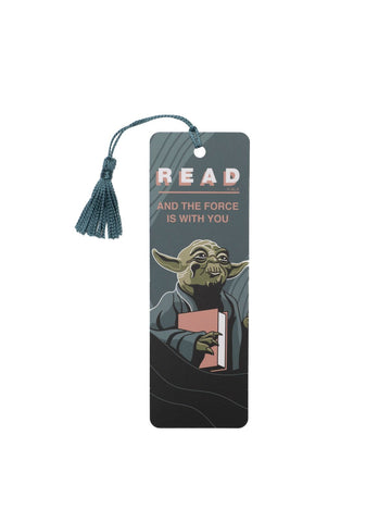 Yoda Star Wars READ bookmark