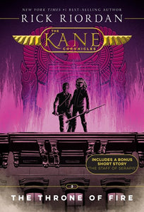 The Kane Chronicles, Book Two The Throne of Fire