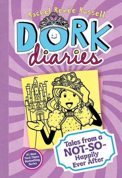 Dork Diaries: Tales from a Not-So-Happily Ever After (Dork Diaries #8)