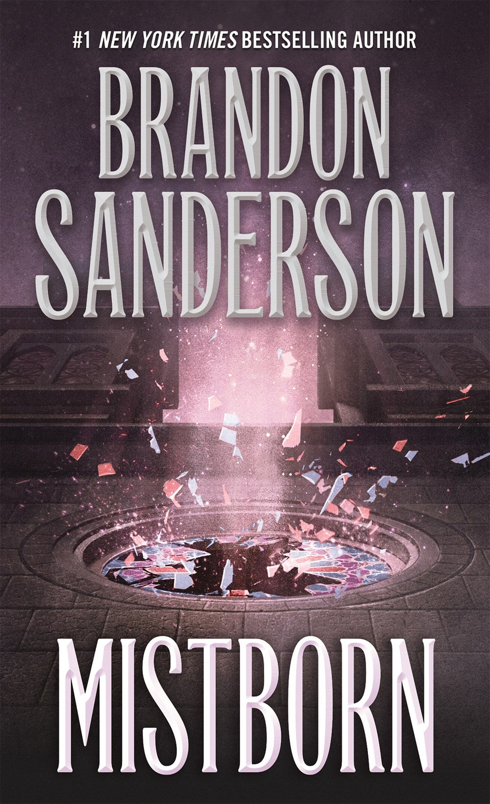 Mistborn : The Final Empire – The Bookmark Books & Gifts