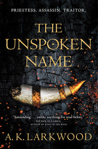THE UNSPOKEN NAME (PB)