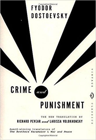 CRIME AND PUNISHMENT (VINTAGE CLASSIC)