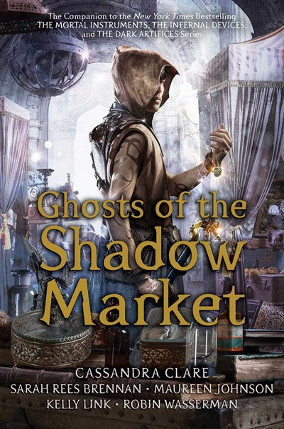 GHOSTS OF THE SHADOW MARKET PB