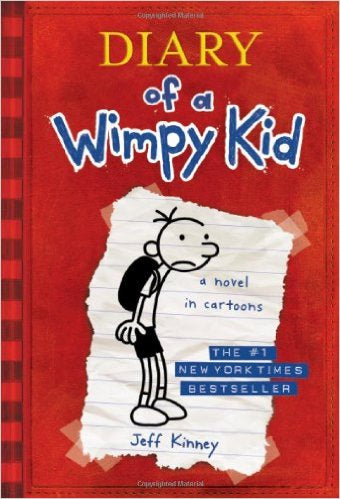 DIARY OF A WIMPY KID #1 PB