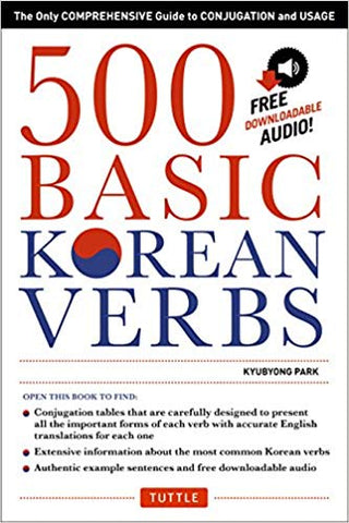 500 Basic Korean Verbs