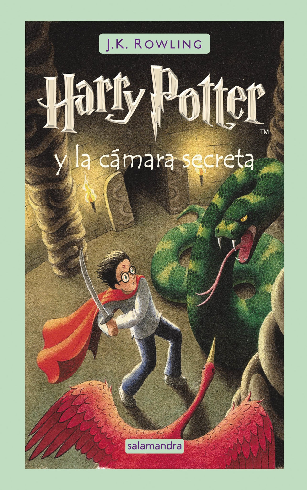 Harry Potter y la cámara secreta (HC)