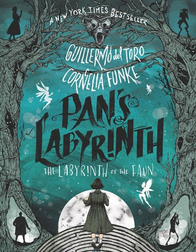 PANS LABYRINTH OF THE FAUN PB