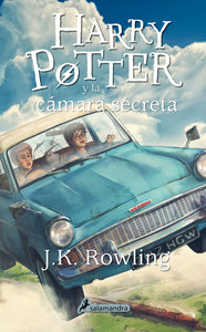Harry Potter y La Camara Secreta (#2)