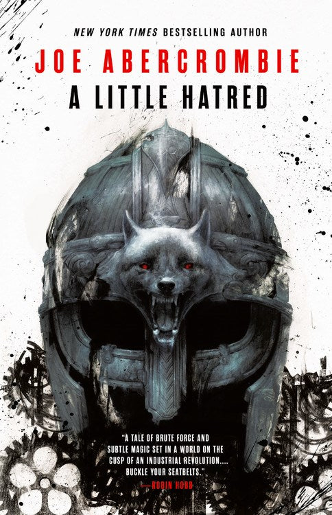 A Little Hatred (The Age of Madness #1)