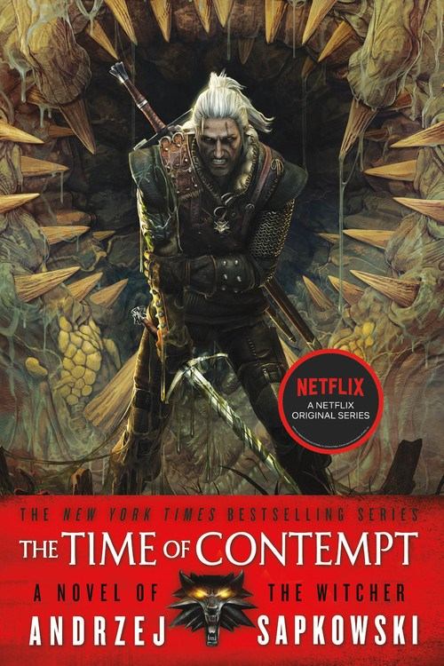 The Time of Contempt (Witcher #2)