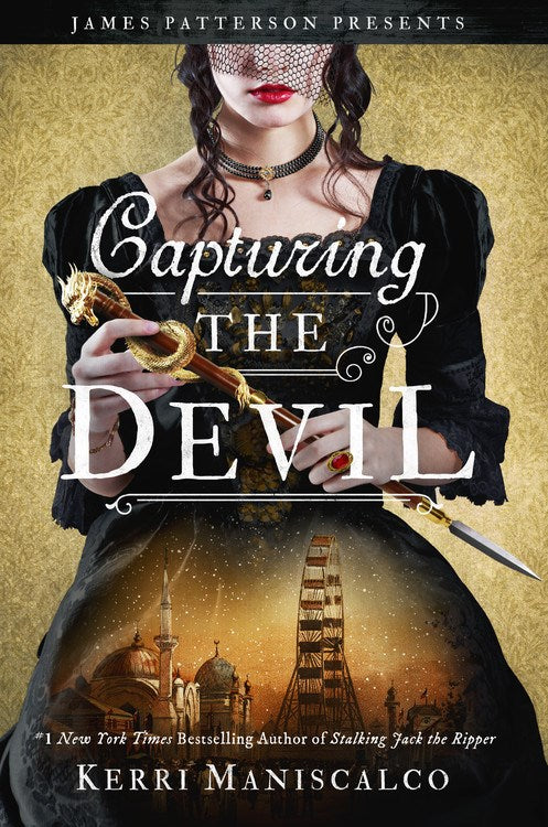 Capturing the Devil (Stalking Jack the Ripper #4)