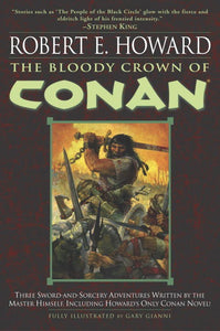 The Bloody Crown of Conan (Conan the Barbarian #2)