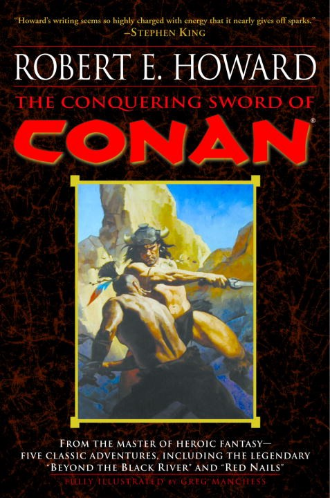 The Conquering Sword of Conan (Conan the Barbarian #3)