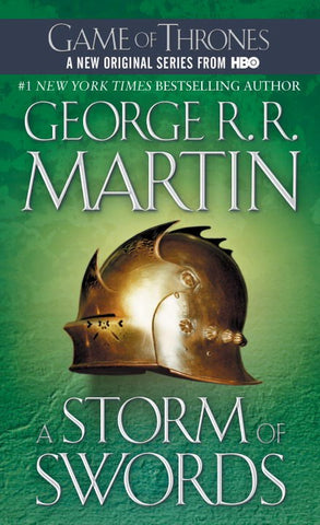 A Storm of Swords ( Song of Ice and Fire #3 )