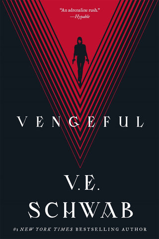 Vengeful ( Villains #2 )