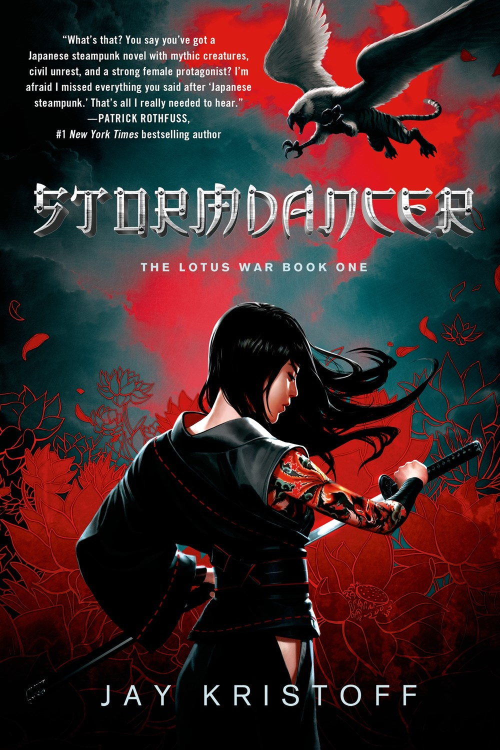 Stormdancer: The Lotus War Book One (Lotus War #01)