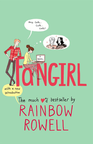Fangirl: A Novel