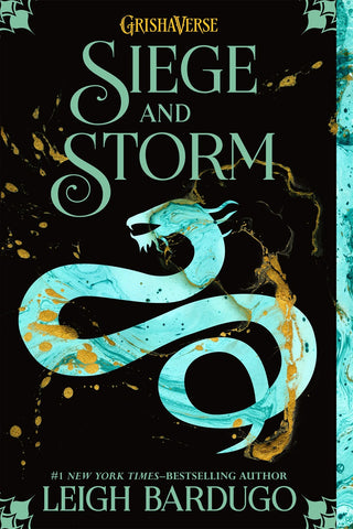 Siege and Storm ( Grisha Trilogy #02 )