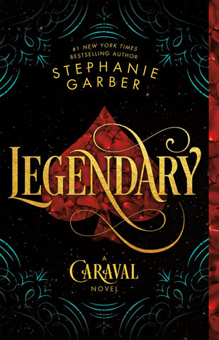 Legendary: A Caraval Novel (Caraval #2)