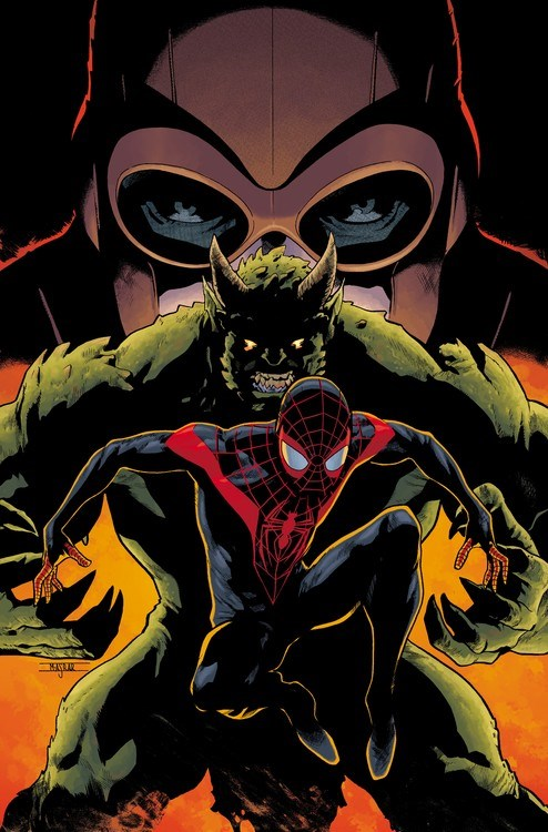 Miles Morales: Spider-Man Vol. 2 : Bring on the Bad Guys
