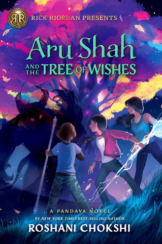 Aru Shah and the Tree of Wishes ( Pandava #3 )