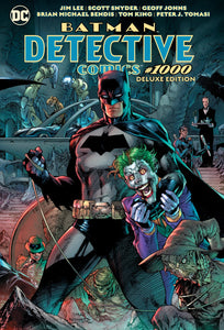 Batman: Detective Comics #1000: The Deluxe Edition