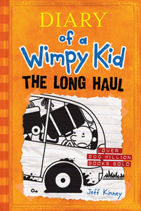 The Long Haul (Diary of a Wimpy Kid #9)