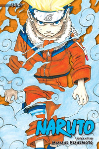 Naruto (3-In-1 Edition), Vol. 1
