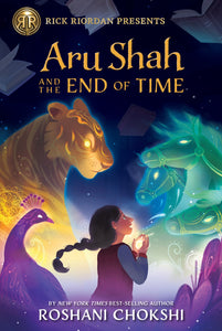 Aru Shah and the End of Time ( Pandava #1 )