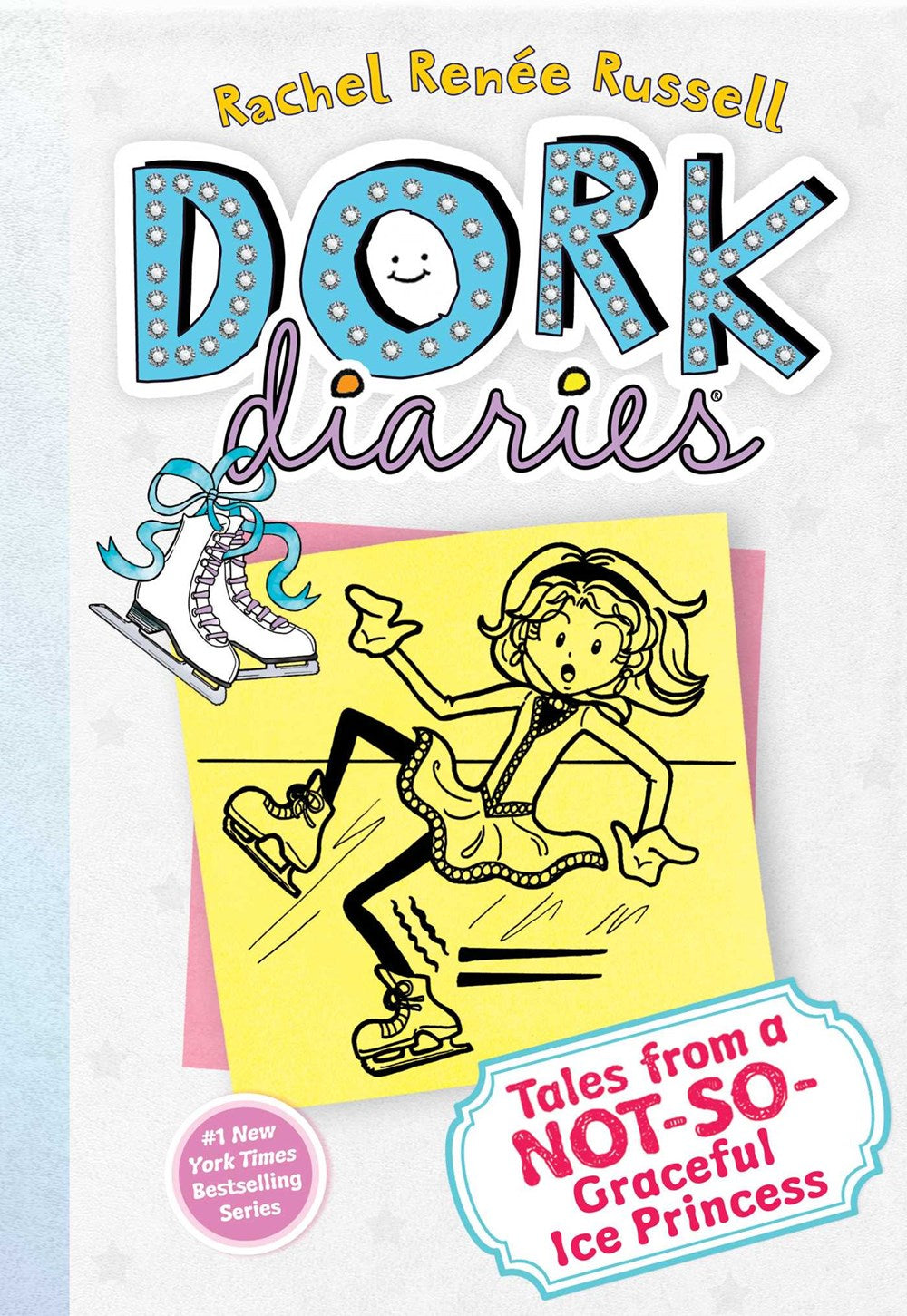 Tales from a Not-So-Graceful Ice Princess ( Dork Diaries #04 )