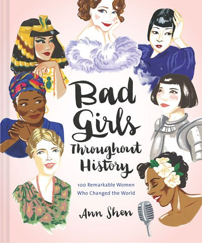 BAD GIRLS THROUGH OUT HISTORY