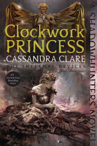 Clockwork Princess  ( Infernal Devices #3 )