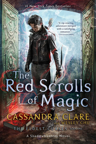 The Red Scrolls of Magic (Eldest Curses #1)