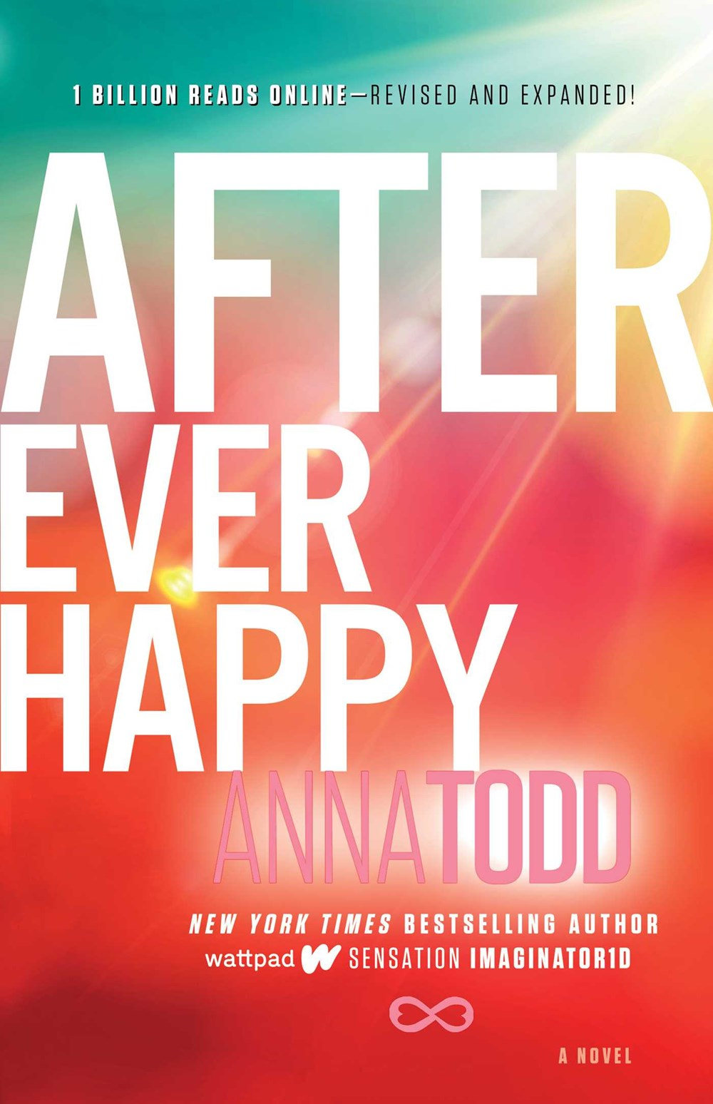 After Ever Happy (After #4)