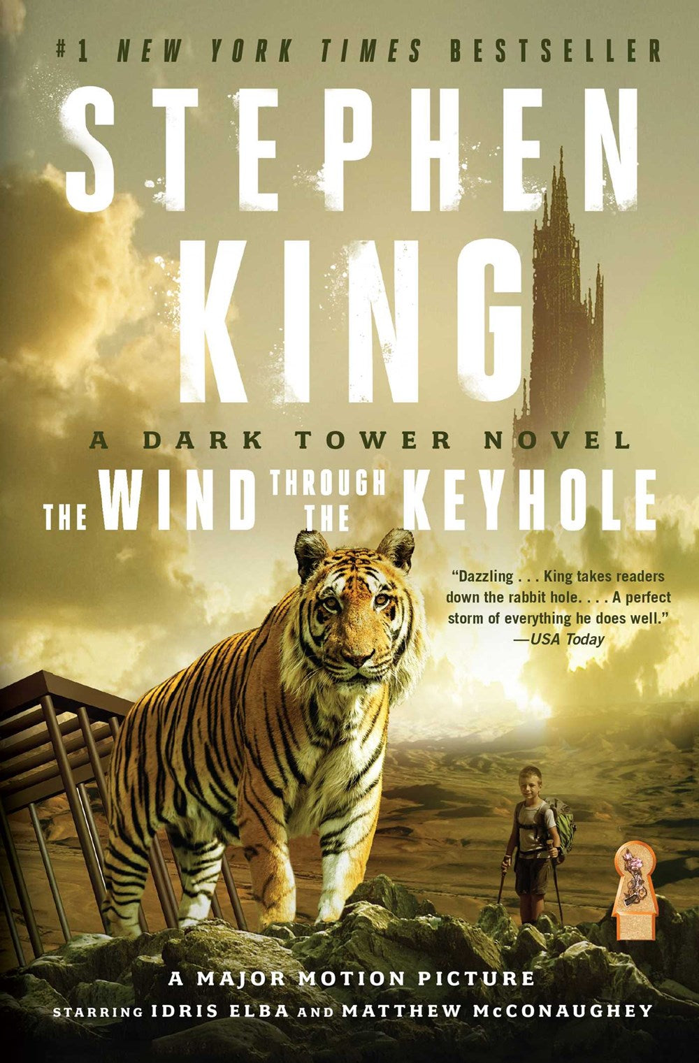 The Wind Through the Keyhole (Dark Tower #4.5)