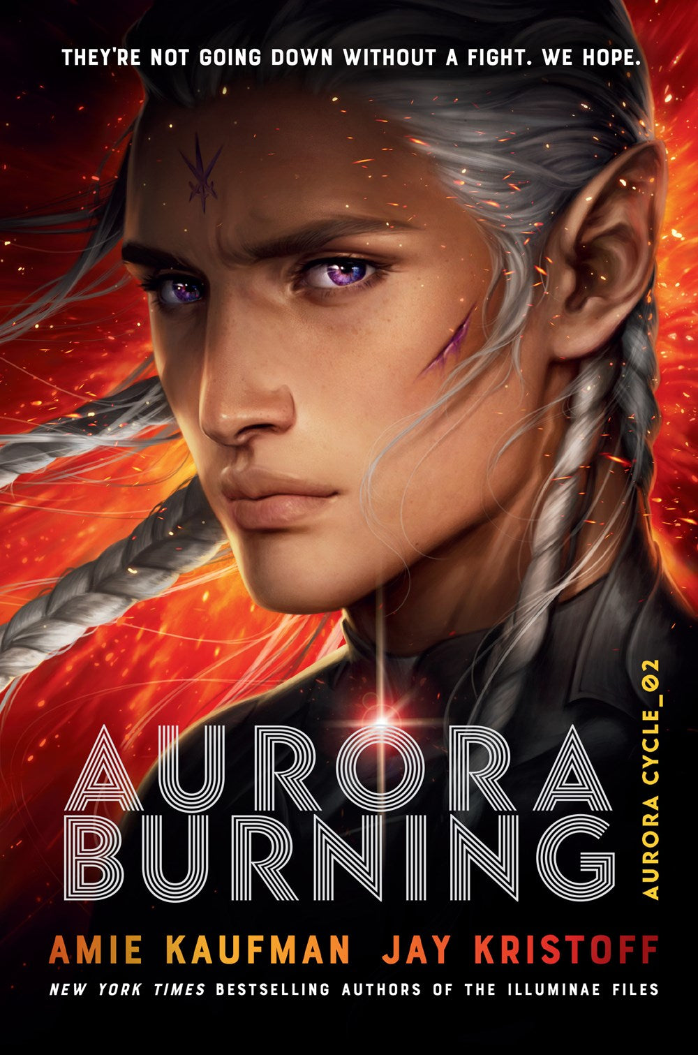 Aurora Burning (Aurora Cycle #2)