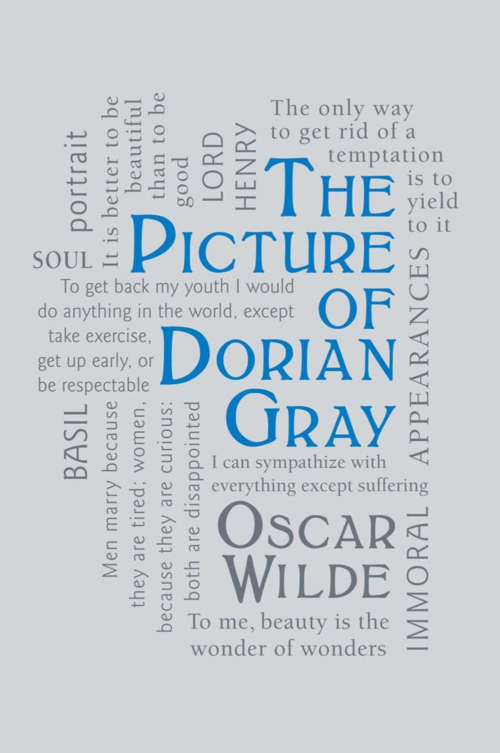 The Picture of Dorian Gray (Word Art)