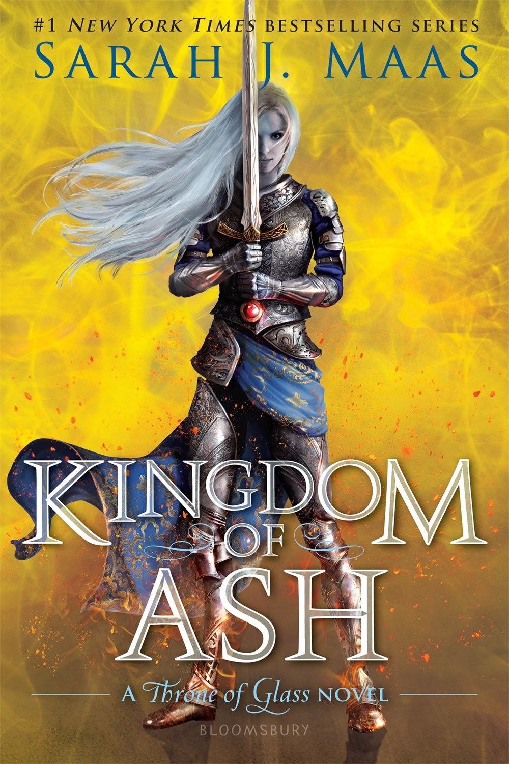 Kingdom of Ash (Throne of Glass #7)