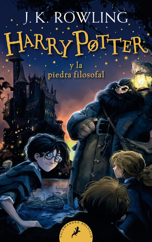 Harry Potter y la piedra filosofal #1
