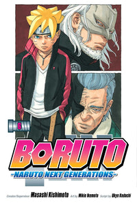 Boruto, Vol. 6 : Naruto Next Generations