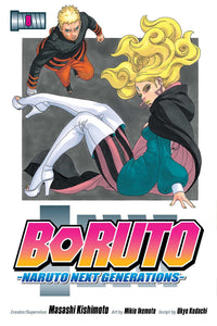 Boruto, Vol. 8 : Naruto Next Generations