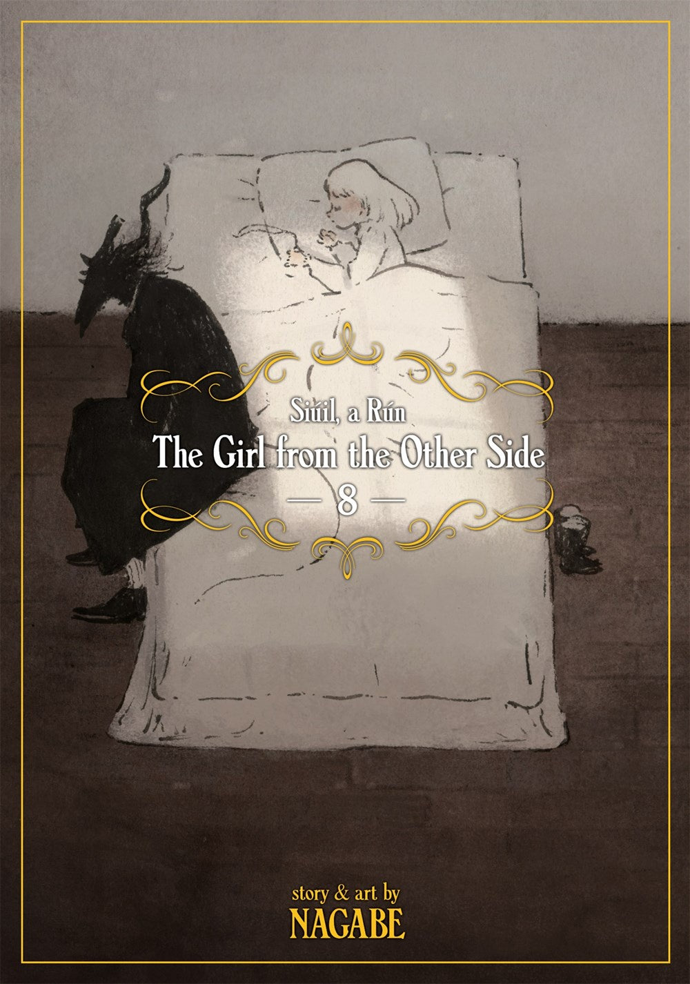 THE GIRL FROM THE OTHER SIDE VOL. 8