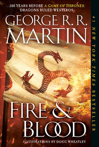 FIRE AND BLOOD (PB)