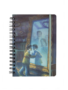 Harry Potter - Mirror of Erised lenticular notebook