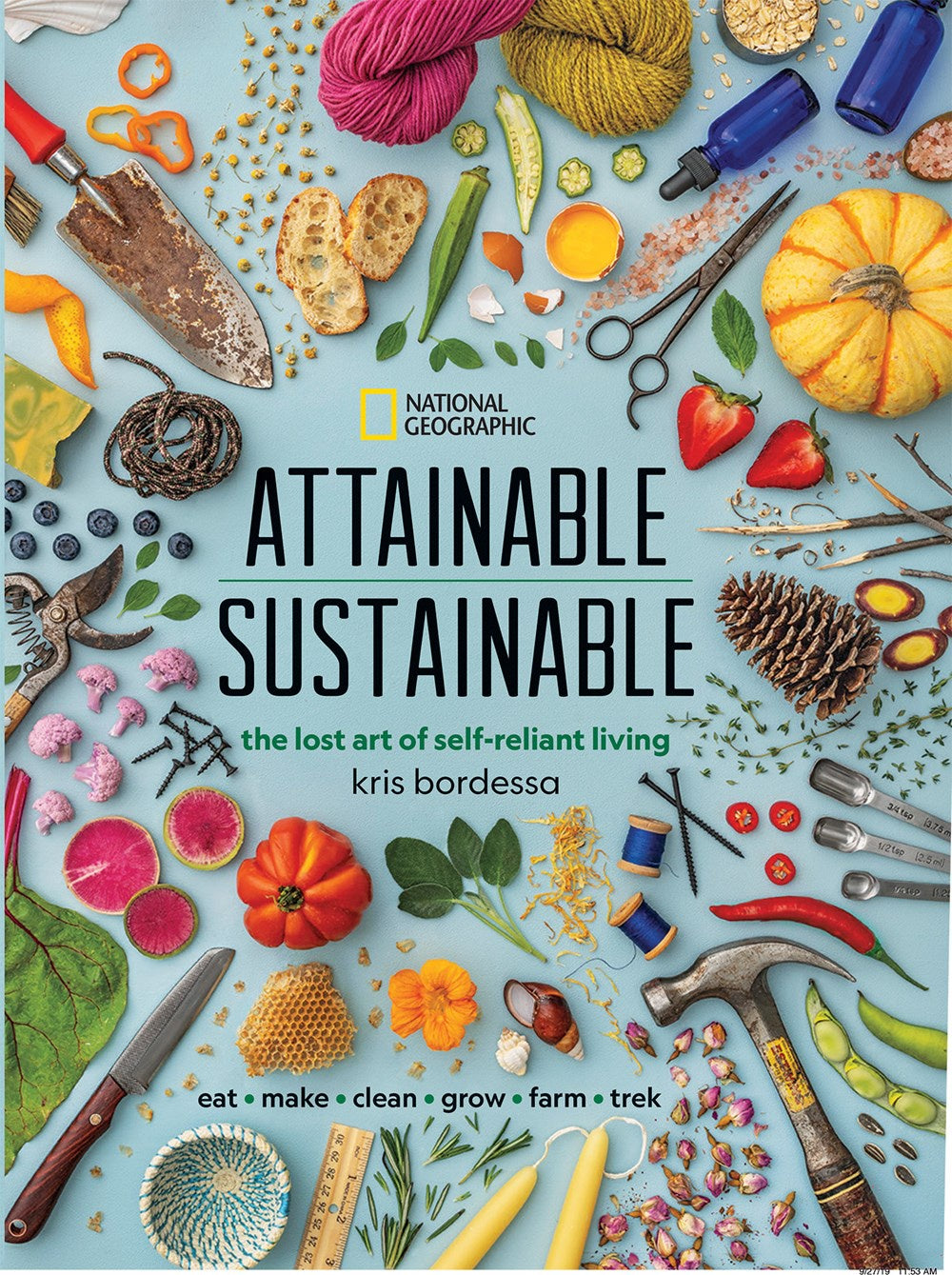 Attainable Sustainable