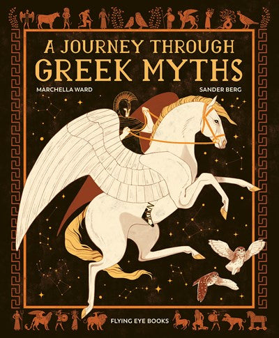 A Journey Through Greek Myths