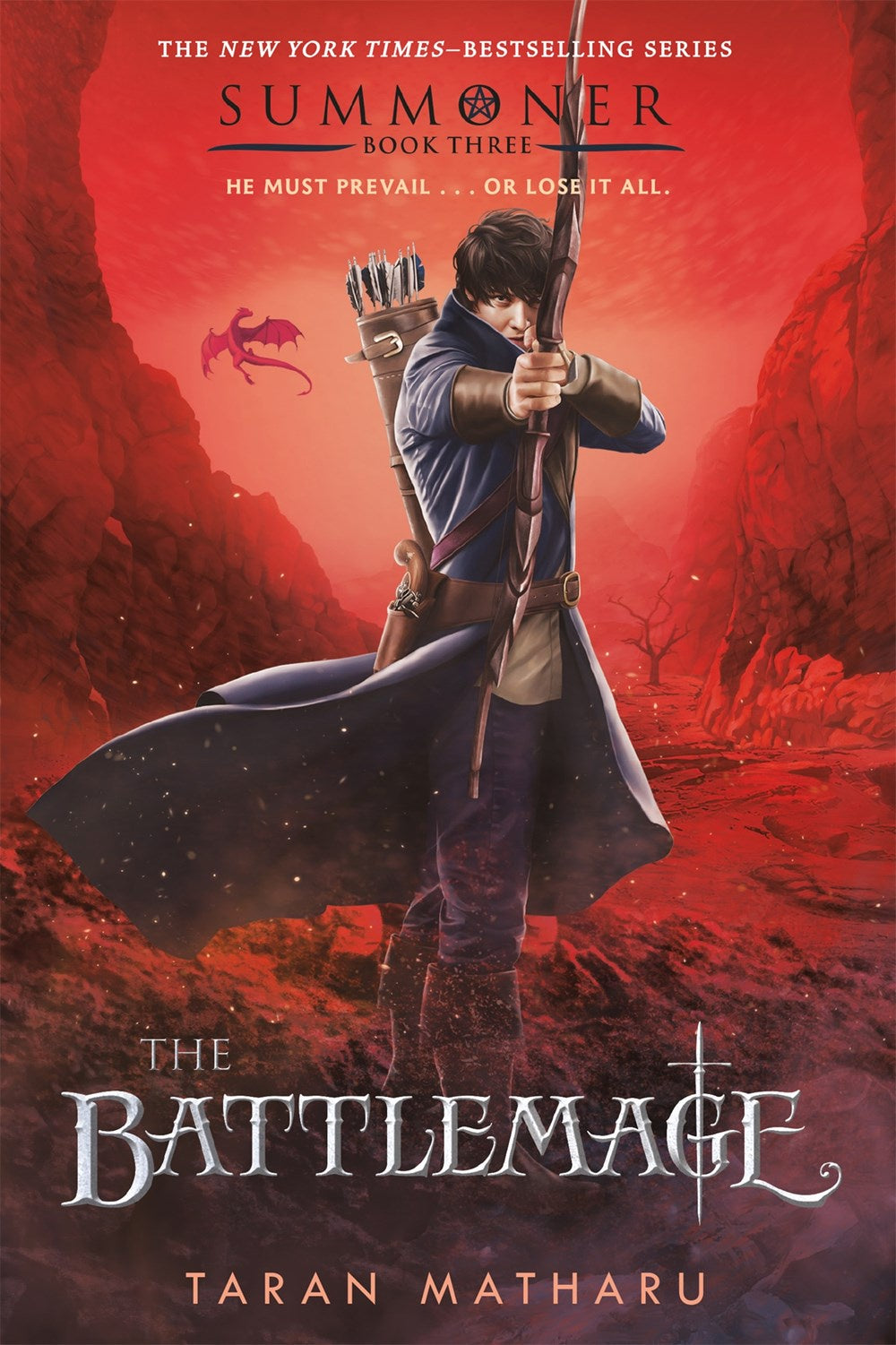 The Battlemage : Summoner, Book Three