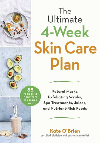 THE ULTIMATE 4 WEEK SKIN CARE PLAN